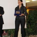 """Immagini a Confronto 2010 - Anna Foti, regista - vincitrice del premio speciale Ponti Pialesi con il corto """"Il Diritto alla Bellezza"""""""