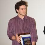 """Immagini a Confronto 2010 - Il giovane regista Tommaso Landucci vincitore della XII edizione con il conrto """"SALIM"""""""