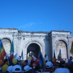 Ponti Pialesi - Marcia della Pace Perugia-Assisi 2011