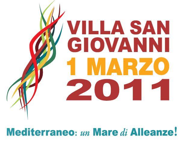 1 Marzo 2011 Un Mare di Alleanze - Villa San Giovanni - Ponti Pialesi