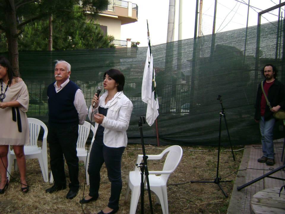 InCanto Dal Mare, simula Tutti sovra un Stessa Barca, Ponti Pialesi e INTERESSE Pubblico un Sostegno dell'associazione AfriCalabria di Rosarno