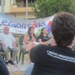 """10 ago 2013 Workshop Legalitalia - Presidio della Legalità """"A. Scopelliti"""" - Ponti Pialesi"""