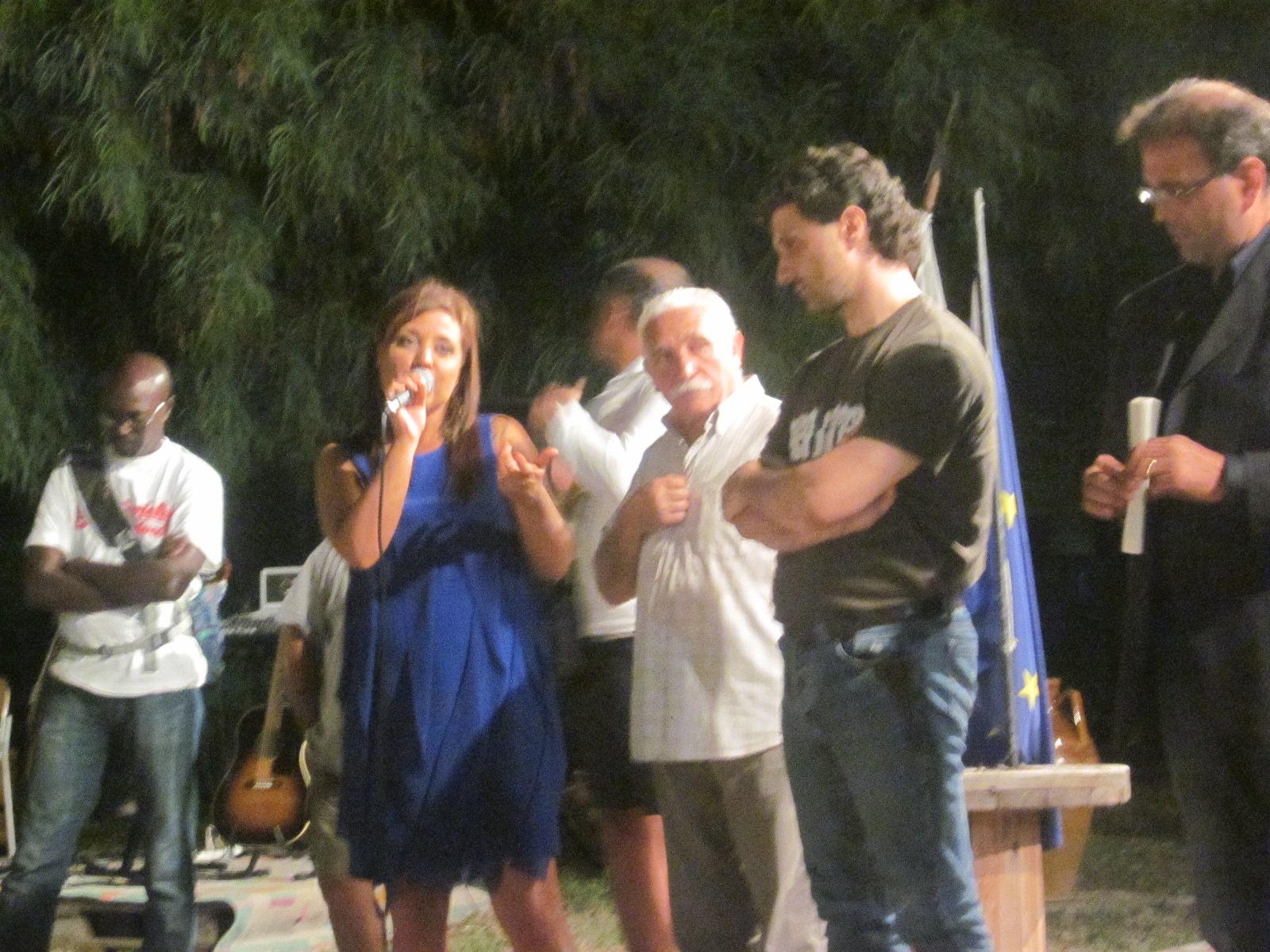 16a Edizione  Cena dei Rioni 2013