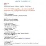 legalitalia workshop sabato 10 ago 2013 Presidio della Legalità