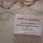 Ponti Pialesi - Mostra Presepi 2012 (Punto di raccolta materiale didattico scuola di italiano per stranieri Marcus Kante di Rosarno)