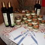 Ponti Pialesi - Mostra Presepi 2012 (Angolo solidale Goel Bio)