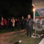 PONTI PIALESI - PREGHIERA INTERRELIGIOSA 21 DIC 2014