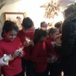 21 - Ponti Pialesi - Mostra dei Presepi 2014 - Concerto alunni scuola Elementare di Villa San Giovanni