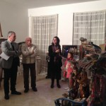 PONTI PIALESI - Inaugurazione V Mostra dei Presepi 2015