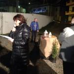 """ONTI PIALESI - LUCE DELLA PACE 2015 - APPELLO INTERCULTURALE """"NOI, COSTRUTTORI DI PACE! . Intervento di Anna Maria Olivieri"""