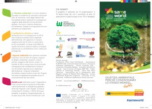 """PONTI PIALESI - Workshop """"Energeticamente"""" nell'ambito del Progetto """"Same World 2015"""""""