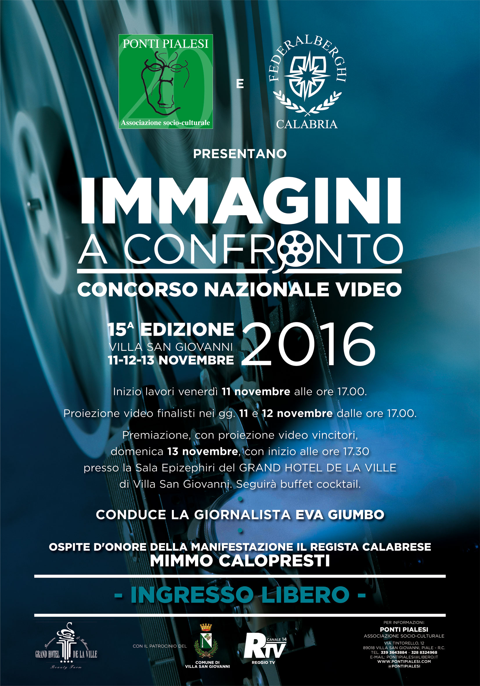 PONTI PIALESI - Immagini a Confronto 15a edizione 2016