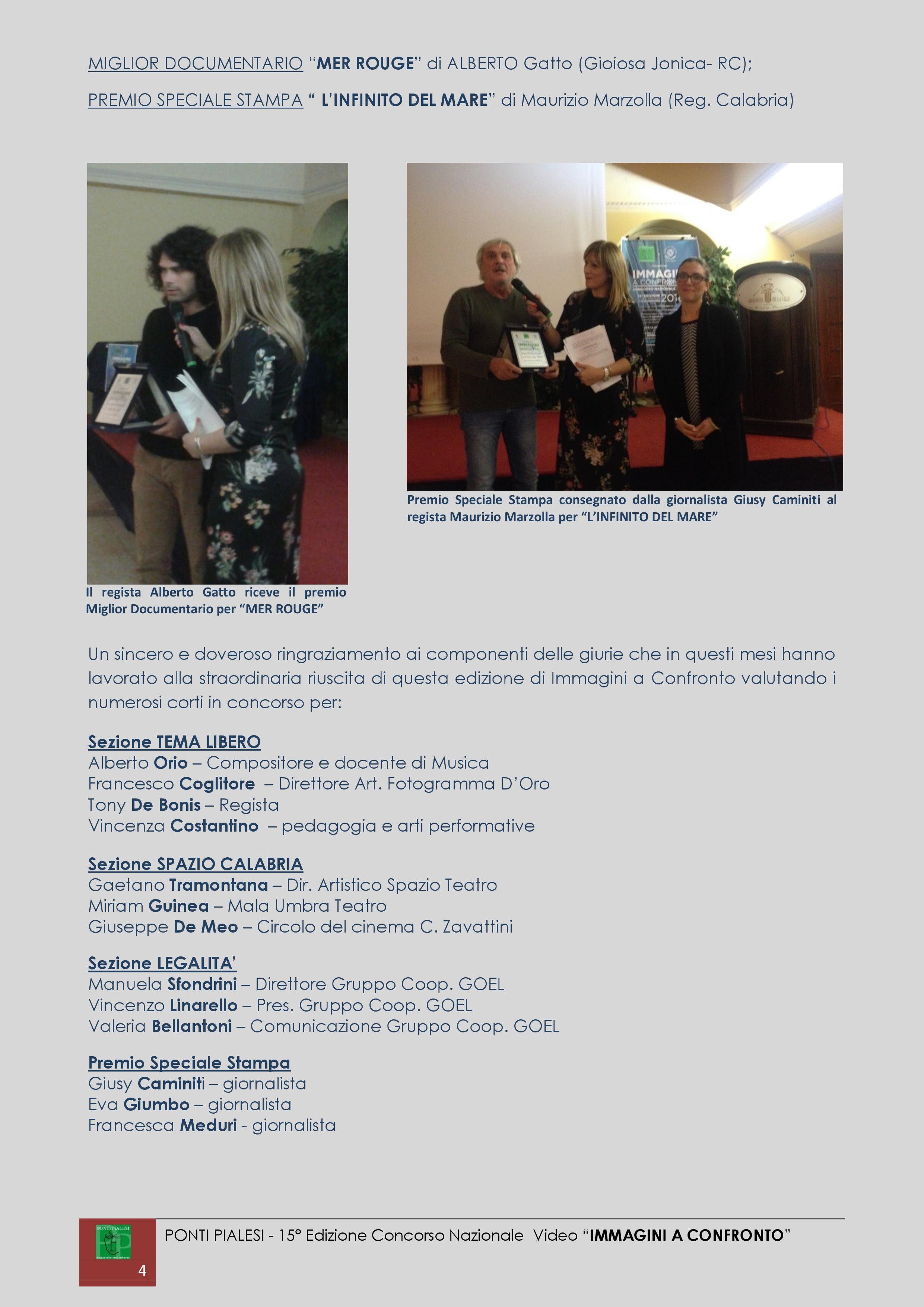 IMMAGINI A CONFRONTO 2016 - 15a Edizione - Resoconto finale (4)