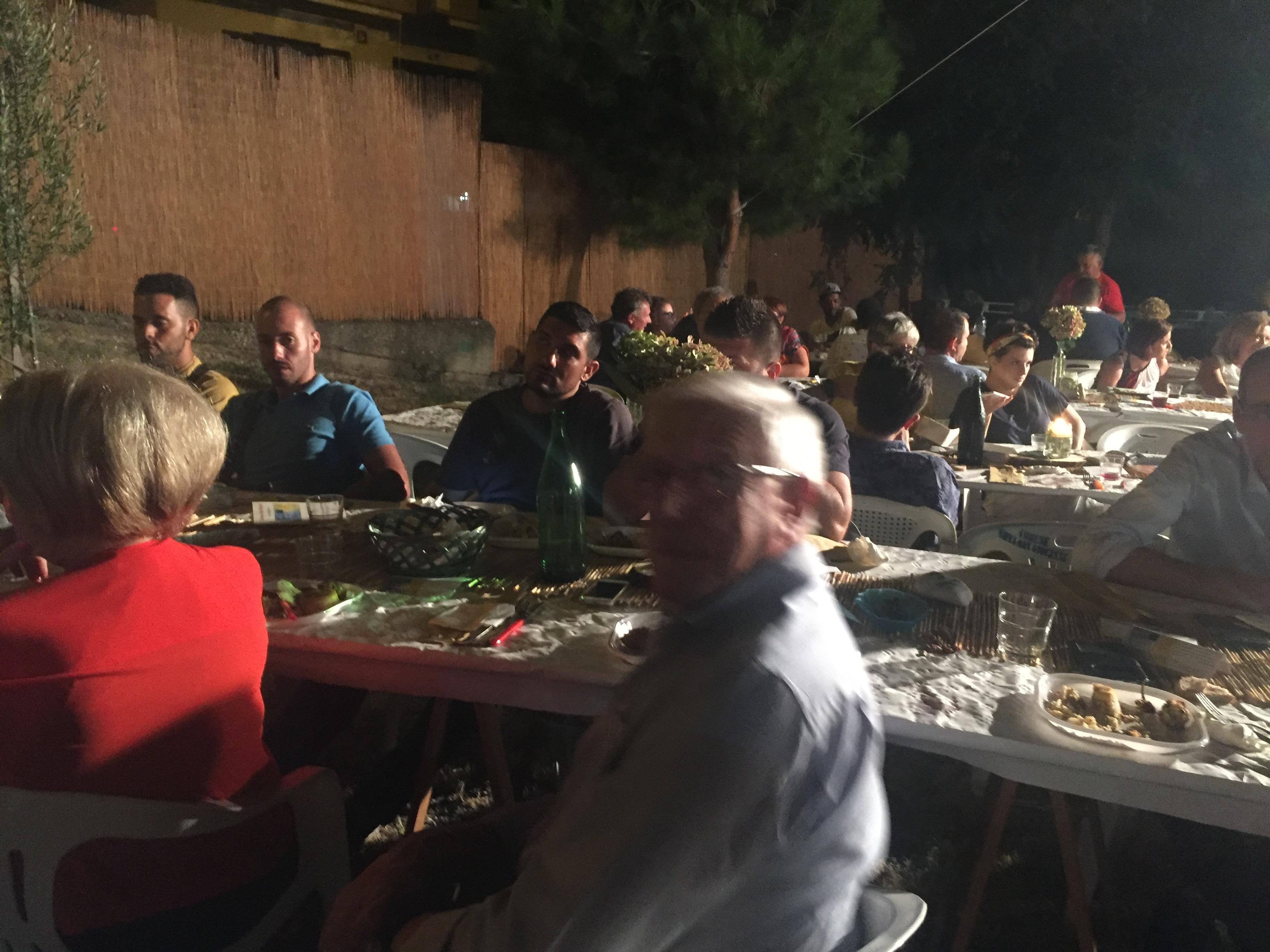 Ponti-Pialesi - 21a Edizione Cena dei Rioni 2018- Arte e Legalità... Sotto Le Stelle!