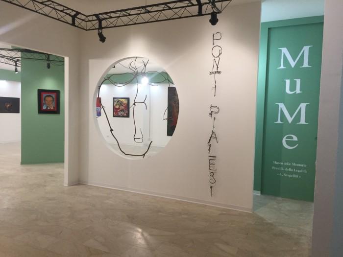 """PONTI PIALESI - MuMe Museo delle Memorie """"Legalità! Denuncia e Riscatto"""
