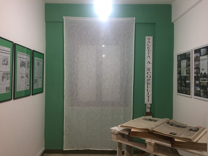 PONTI PIALESI - MuMe Museo delle Memorie - Saletta Scopelliti